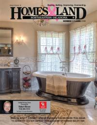 Homes & Land of Northeastern Oklahoma Magazine Cover