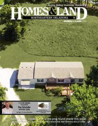 Homes & Land of Northeastern Oklahoma Magazine Cover